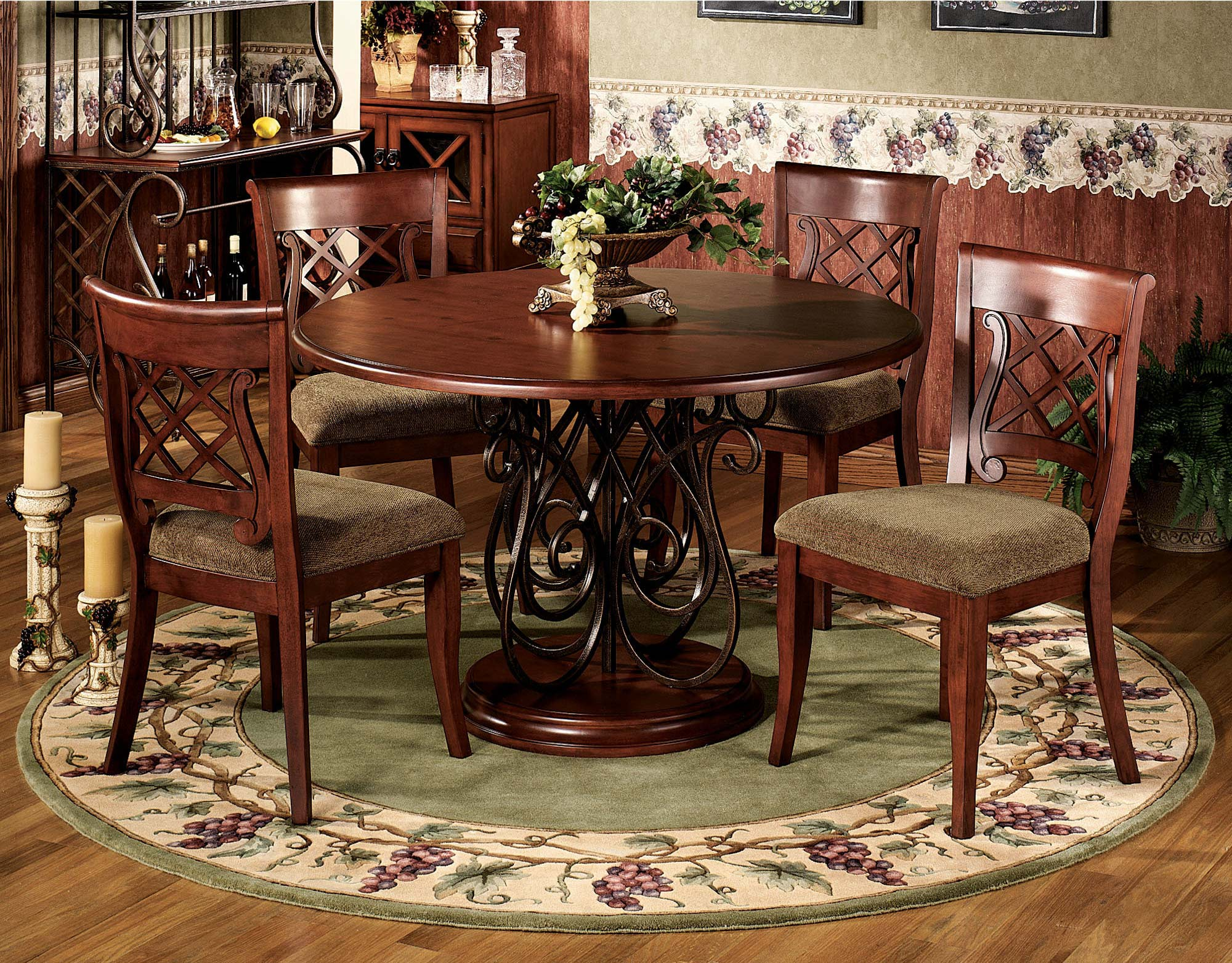 area rugs for under kitchen tables custom cabinets prices rug dining table ideas