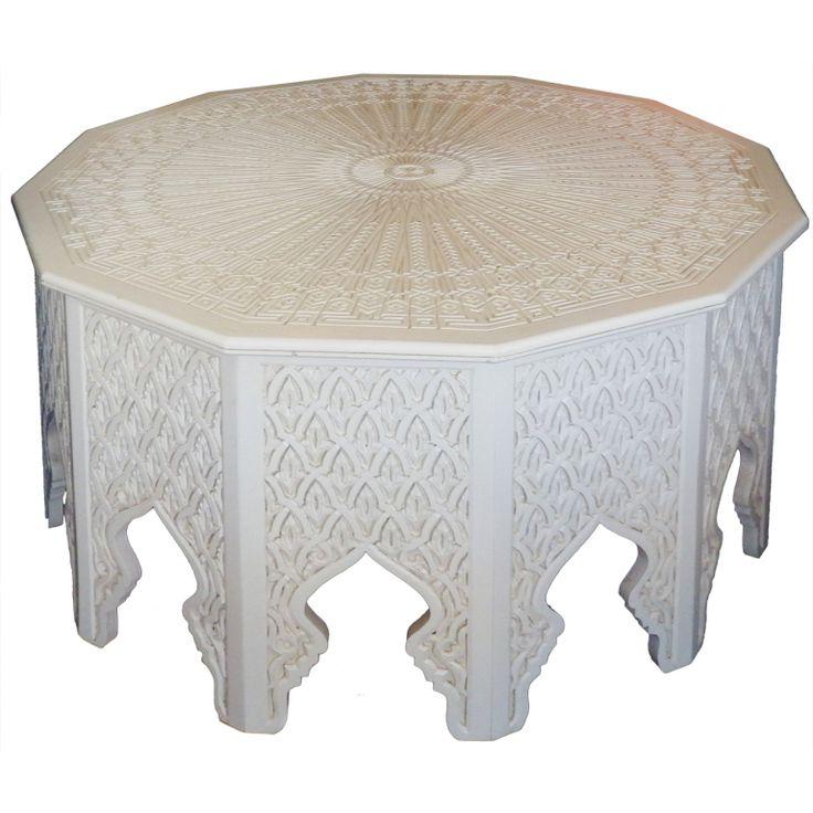 moroccan style coffee table furniture