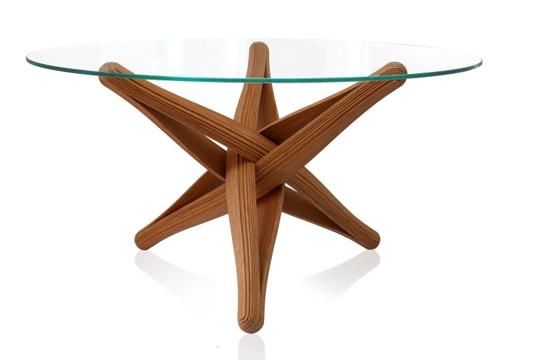 Best Round Glass Top Coffee Table With Wood Base