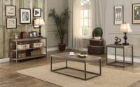 Metal Frame Coffee Table With Wood Top Designs