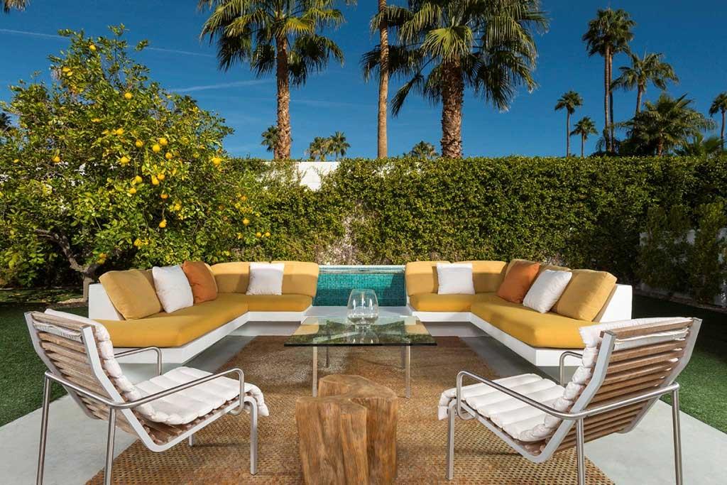 6 mid century modern patio furniture