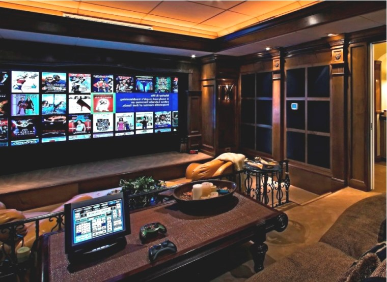 movie themed home decor | Home Movie Room Decor Ideas - HOUSE DECORATIONS AND FURNITURE | movie themed home decor