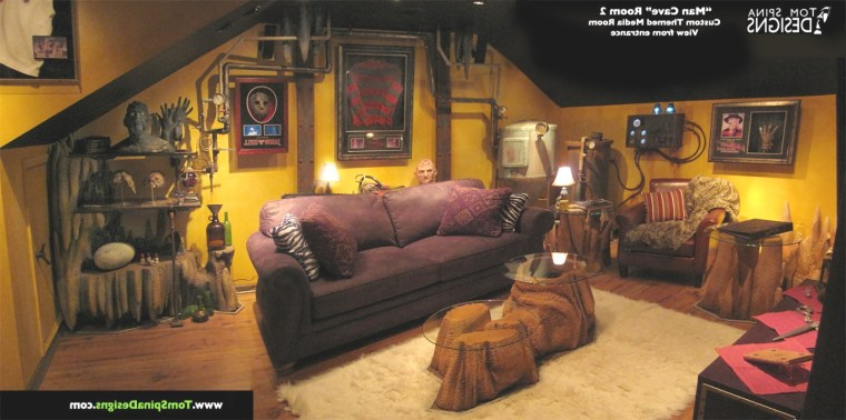 movie themed home decor | Outstanding Film Themed Room 57 For Home Decor Ideas With Film ..