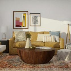 Simple and Stylish, 5 Popular Coffee Table in Mid Century Modern Style
