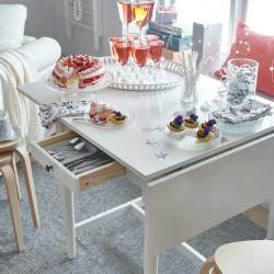Numerous Option of Dining Table in Beach Theme