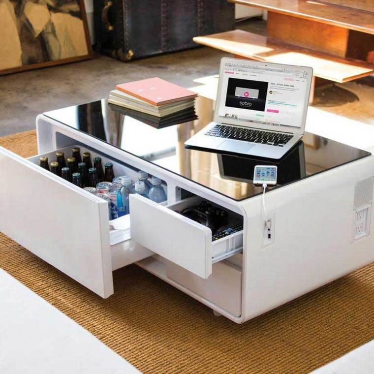 All You Need to Know About Smart Coffee Table with Screen