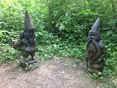 Gnomes hard at work