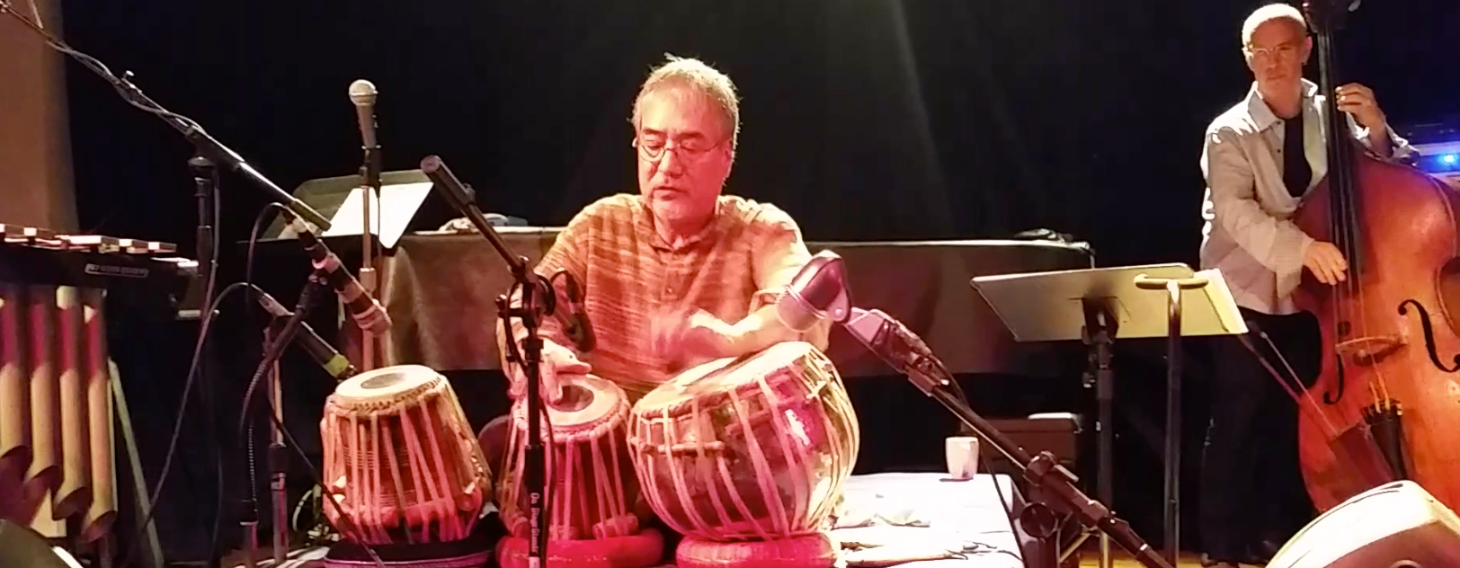 Ray on Tabla 2014