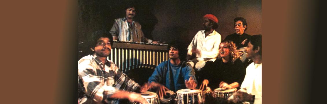 Zakir Hussain's Rhythm Experience