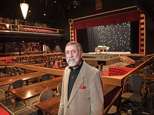 RAY STEVENS PERFORMS AND TALKS CABARAY ON THIS WEEKEND'S EDITION OF HUCKABEE