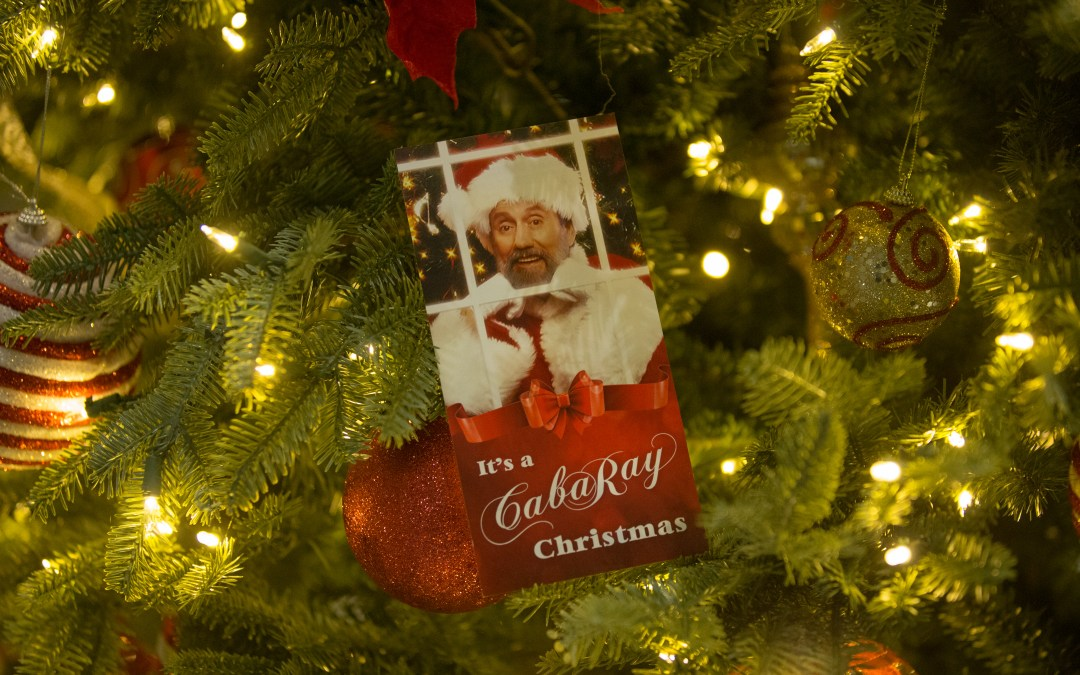 "RAY STEVENS ANNOUNCES ""CHRISTMAS AT CABARAY"""