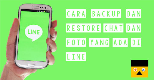 Cara Backup Chat dan Restore Chat Line di Android/iOS
