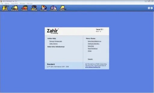 Software Zahir Accounting