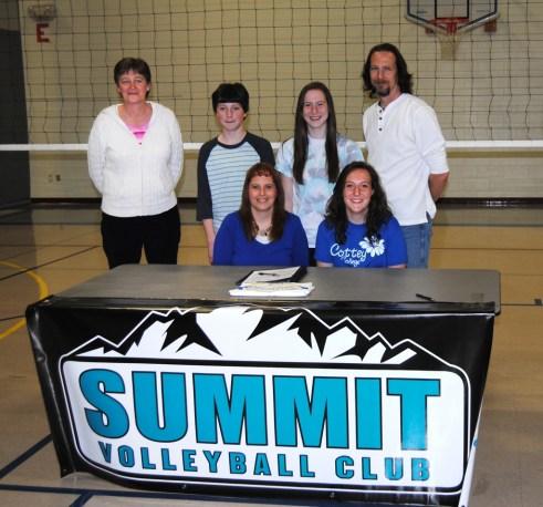 summit volleyball