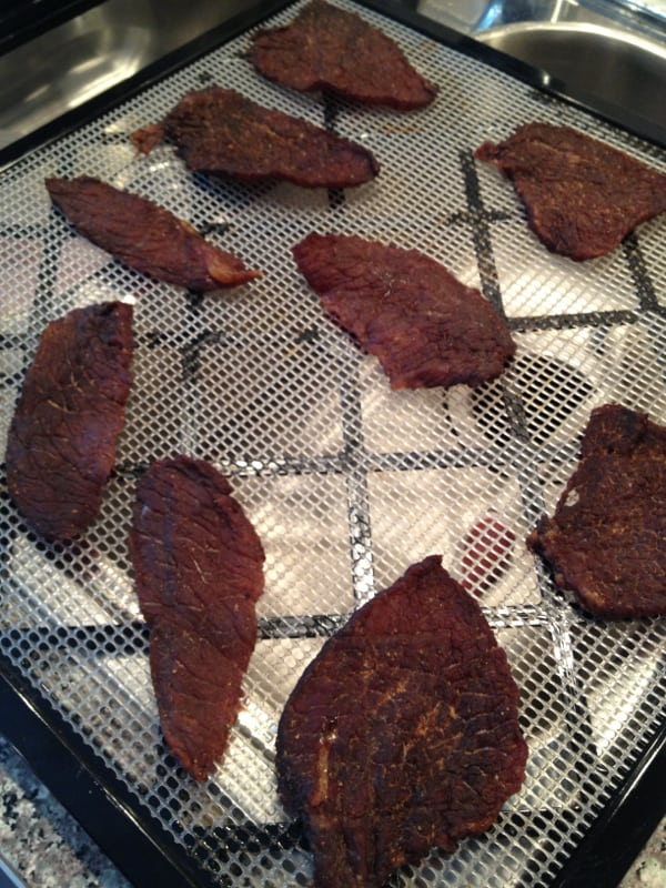 Beef Jerky - Done!
