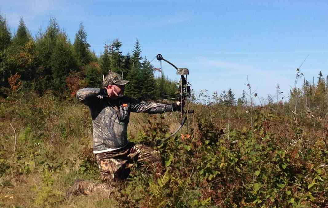 Moose Hunting 2015