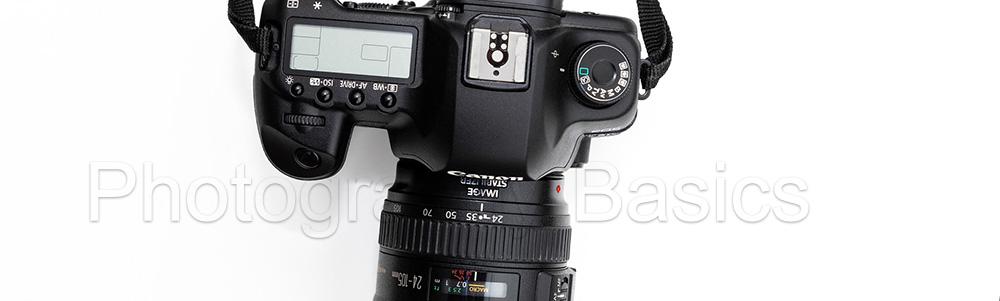 Photography Basics : Aperture
