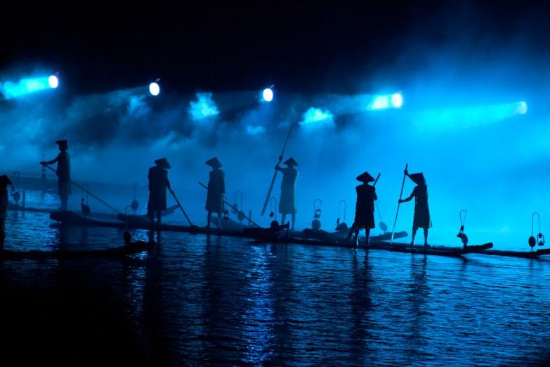 Yangshua night show