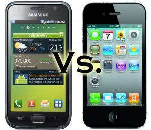 هاتف الآيفون بنظامه iOS 5 ضد نظام اندرويد