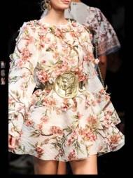 Dolce & Gabbana collection theme roman romanian empire Fashion Week Spring Summer 2014 paris milan london nyc newyork -100