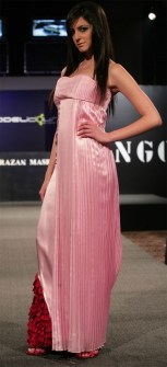 Razan Masri 2007 Lancome Color Design Awards