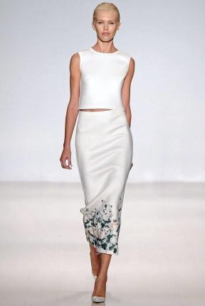 New York Fashion Week NYFW MBFW Spring Summer 2015