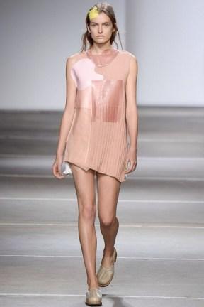 Mini dress spring summer 2015