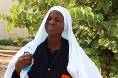 African Sudani Woman