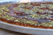 Knafeh the famous Nabulsi Dessert
