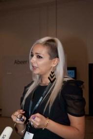 Nadya Hazbunova Palestinian Designer