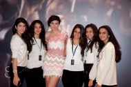 Mercedes-Benz Fashion Week Tala Shahrouri and Volunteers