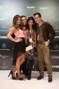 Mercedes-Benz Fashion Week Laith Nijem Ayat Masoud Farah Talhouni Kareem Tabaa