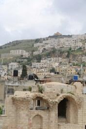 Overlooking Nablus