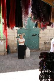 Nadya Hazboun fashion designer in Bethlehem