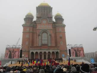 IMG 4362 - Sfințirea Catedralei Mântuirii Neamului, motiv de atacuri hibride la adresa ortodoxiei