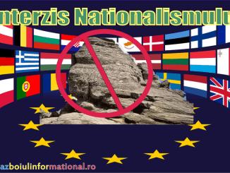 Nationalism poza - Naționaliști interziși la EuroParlamentare