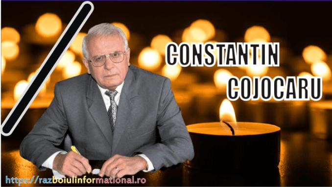 Economistul Constantin Cojocaru