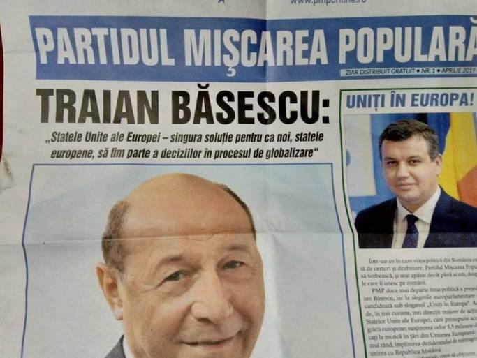 57213669 2296716887041617 137247891851837440 n - Traian Băsescu militează pentru dispariția României