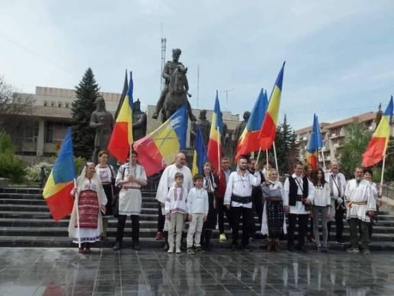 mihai viteazul - Prezență românească mare la zilele orașului Sfântu-Gheorghe