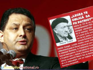 Marian Vanghelie noul nationalist