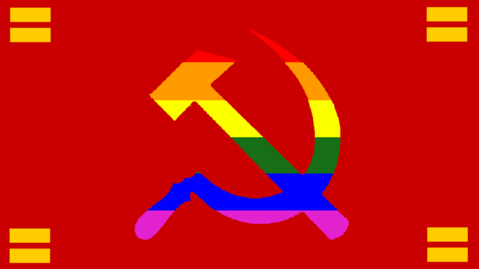 LGTB si URSS in US