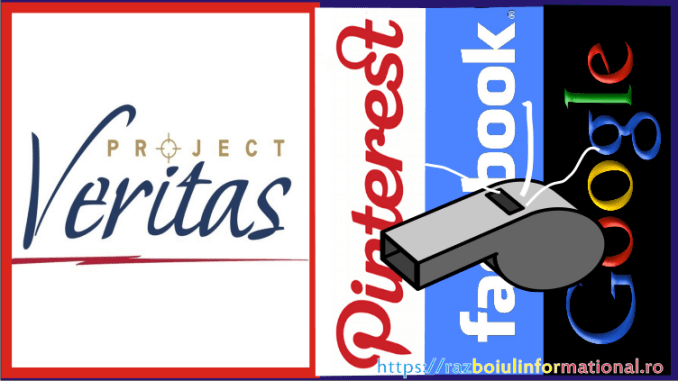 Project Veritas vs FB, Go, Pi