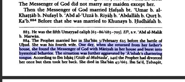 Mohamed si sclava Marya