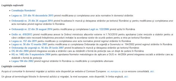 Colonizarea României Constitutie