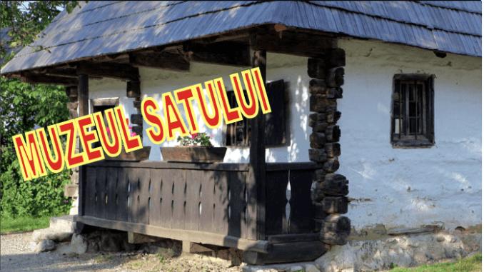 Salvati Muzeul Satului din Bran