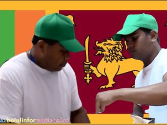 BRUTARII DIN Sri Lanka