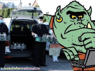 COVID19: Presa ascunde implicarea bisericii
