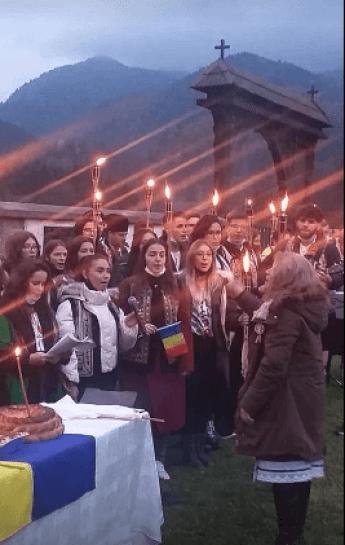 ScreenShot 20201026025645 190x300 - Pe 25 octombrie, de Ziua Armatei Române patrioţii români au fost în Valea Uzului