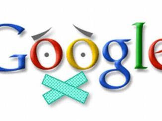 cenzura pe Google