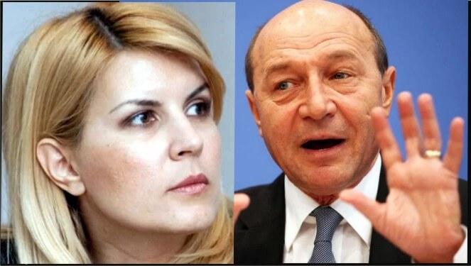 Elena Udrea si Basescu